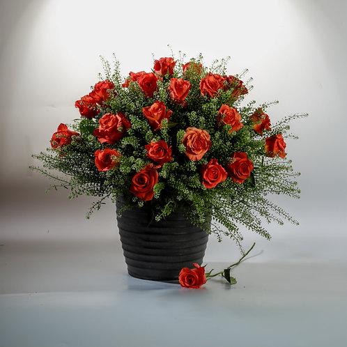 Rose Bouquet - זר וורדים