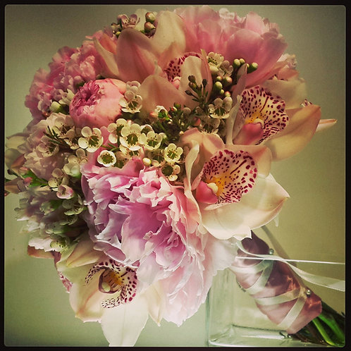 Bride's Bouquet - זר כלה