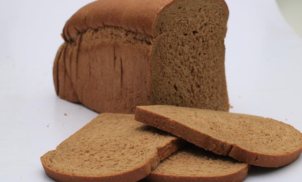 Classic soft brown bread
