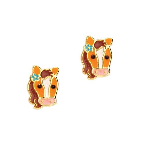 Pretty Pony Earrings