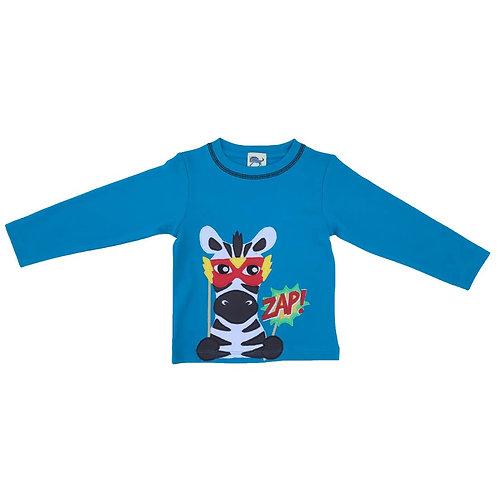Zebra Hero Shirt
