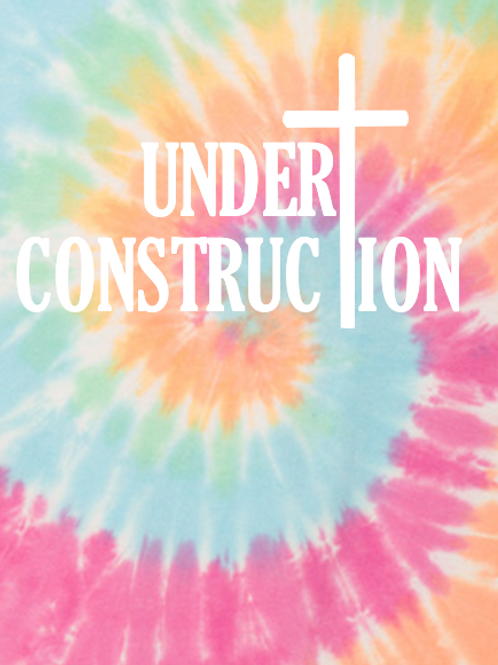 Under Construction Tee