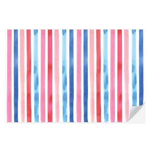 Americana Stripe Placemats