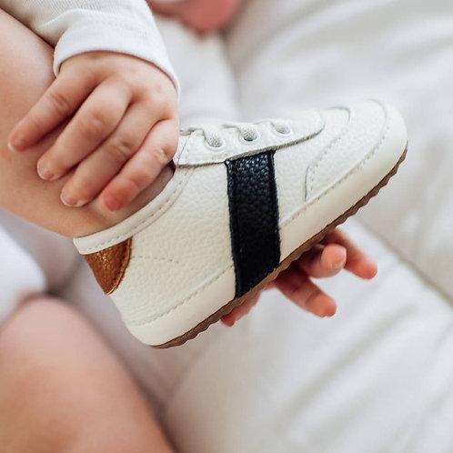 White & Black Sneaker