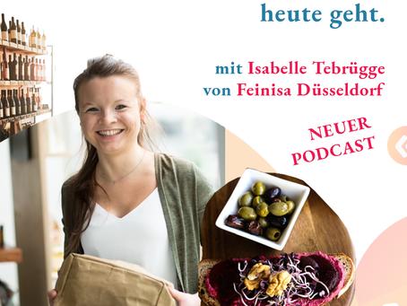 Unsere Gründerin Isa zu Gast im Podcast bei Johannes von Entfalte-deinen-Laden