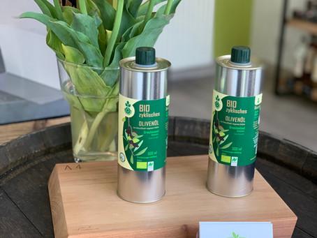 Im Interview: Malchus Kern vom biozyklisch-veganem Olivenöl