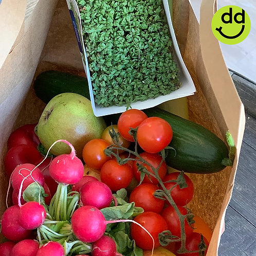 Feinisa Obst-Gemüse-Überraschungstüte