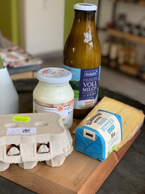 Feinisa Molkereiprodukte mit Käse