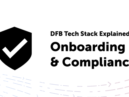 DFB Tech Stack: Guide to Carrier On-Boarding & Safety Compliance