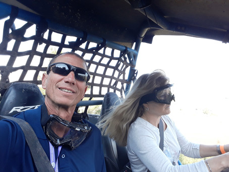 Self driving ATV