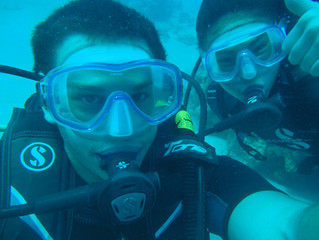 Scuba diving in Israel