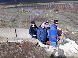Syrian border with Ilan