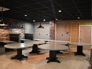 NARMC Café Renovation is Underway
