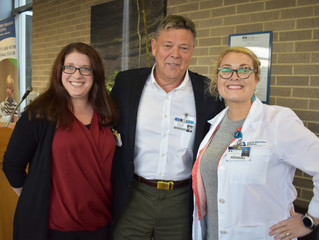 NARMC Hosts Harrison Regional Chamber of Commerce Business After Hours at Spotlight Event
