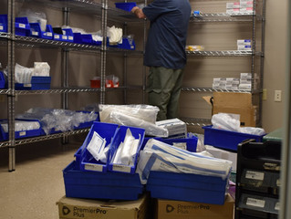 NARMC EMS Moves in to New Location