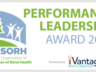 North Arkansas Regional Medical Center Receives National Recognition for Performance Leadership in E