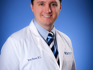 North Arkansas Regional Medical Center  Proudly Welcomes Brent Rosson, MD