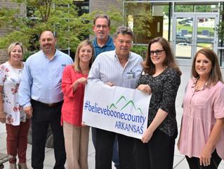 NARMC Supports Believe Boone County Initiative