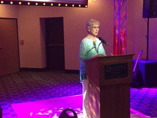 NARMC Auxiliary Honored at Annual Banquet
