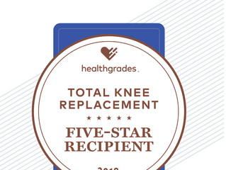 NARMC Receives 5-star Rating from Healthgrades