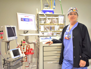 Nurse Retires from 30-year Career at NARMC