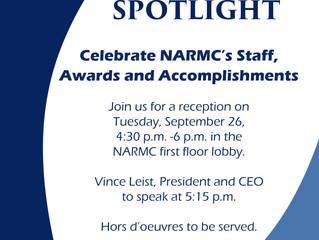 Join us for NARMC Spotlight on Sept. 26