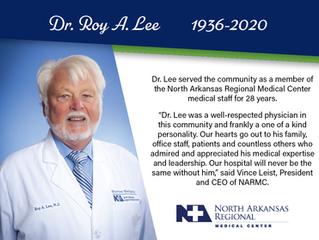 Dr. Roy A. Lee