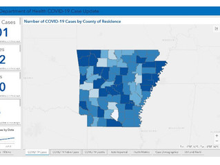 June 14 Arkansas Department of Health Update