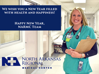 Happy New Year from NARMC