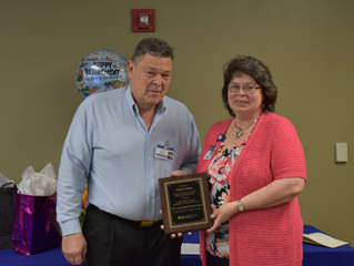 Marie Bray Retires After 22 Years of Service