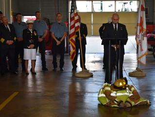 NARMC EMS Attend 9/11 Tribute Service