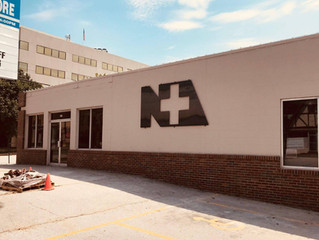 NARMC Auxiliary Thrift Store Receiving a Facelift