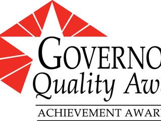 NARMC Receives Governor's Quality Achievement Award