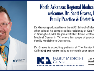 Welcome Dr. Graves!