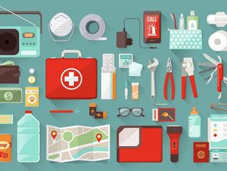 Be prepared: Make an emergency kit