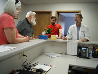 Physicians Clinic of Berryville Open House