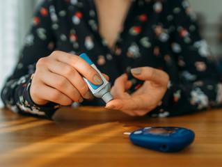 Diabetes tip: Eye anddental health