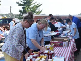 NARMC Staff Appreciation Luncheon Celebrates Recent Awards