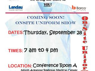 NARMC Auxiliary to Host Uniform Sale
