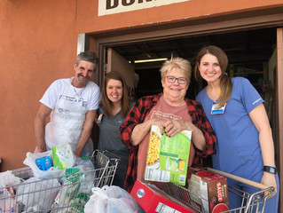 NARMC Donates to Share and Care