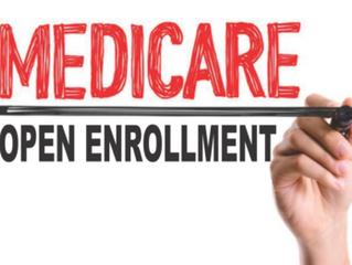 Medicare Open Enrollment Information for NARMC Patients