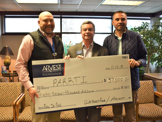 Puttin' in Pink Tournament Raises $37,000 for NARMC Claude Parrish Cancer Center