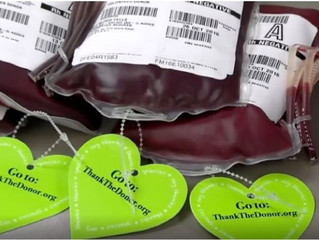 """NARMC blood recipients will have the opportunity to """"Thank the Donor"""""""