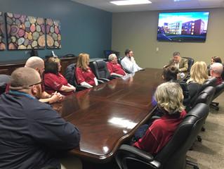 Boone County Leadership Visits NARMC