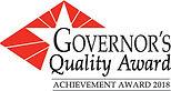 Governors Quality Achievement Award 2018