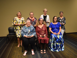 NARMC Volunteers Honored During Women of Distinction Luncheon