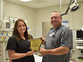 NARMC Stroke Care Earns Honors at AR SAVES Conference