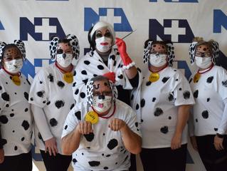NARMC Halloween Activities