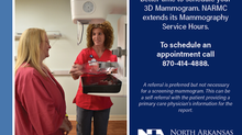 Extended Mammography Hours