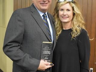 Burnside Honored as 2017 'Man of Distinction'